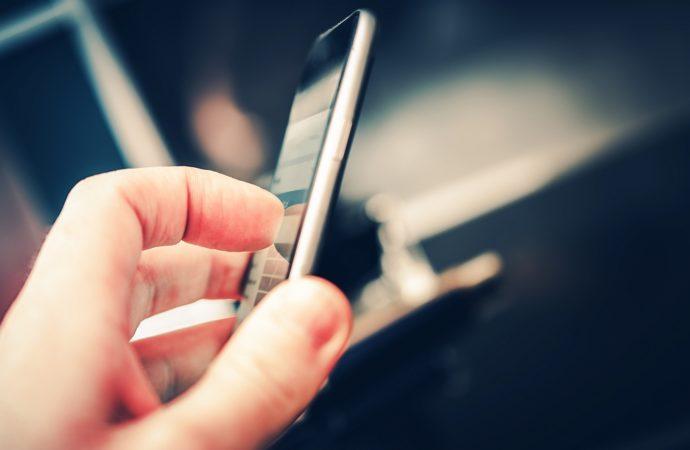 Test – aplikacje mobilny